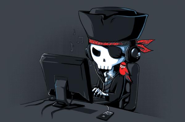 Россиянин задержан за установку пиратских копий ОС Windows