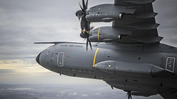 Причиной крушения военного самолета A400M в 2015 году стали проблемы с ПО