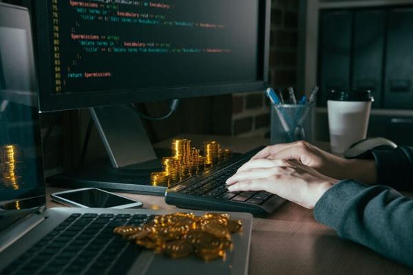 У жителя Пскова похитили 10 млн рублей в криптовалюте