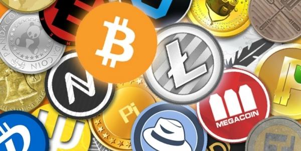 Сотня криптовалют, описанных не более чем четырьмя словами