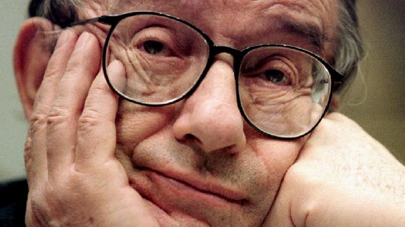 Бывший глава ФРС Алан Гринспен: биткоин ничем не обеспечен