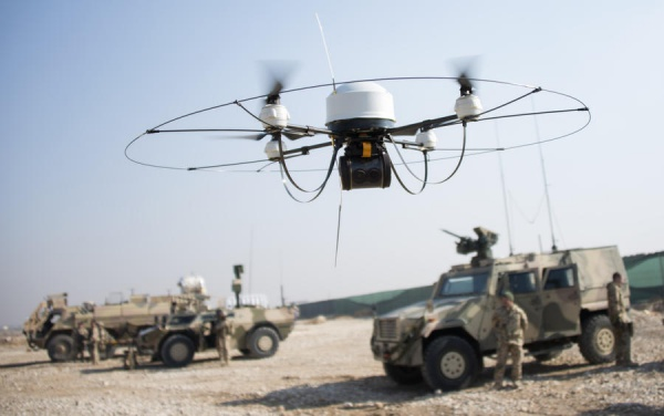 В составе ВС России появилось первое подразделение по борьбе с дронами