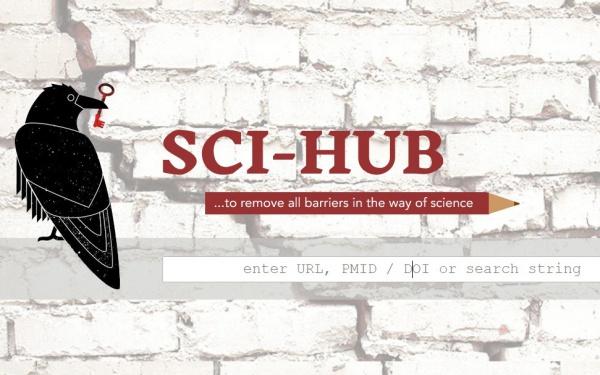 Американское химическое общество добилось блокировки Sci-Hub