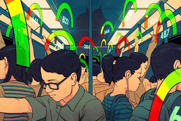 Как в Китае вводят рейтинг граждан