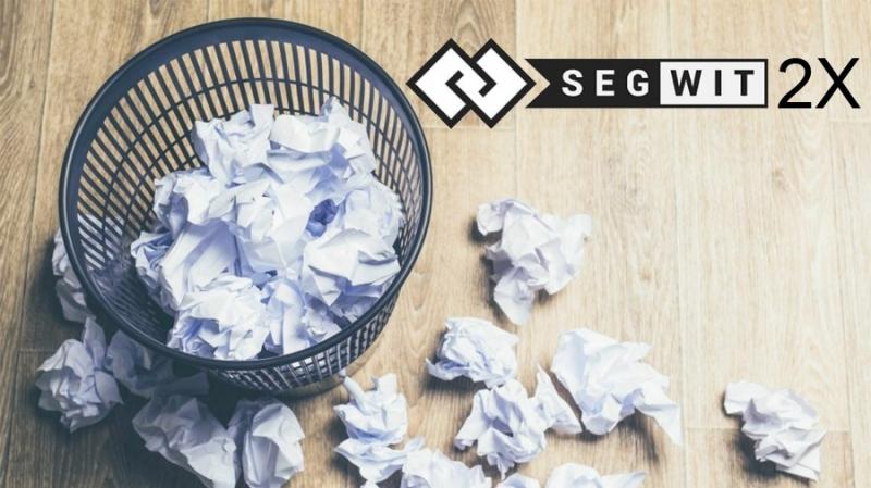Что и следовало ожидать: группа BitPico отказалась от хардфорка SegWit2x