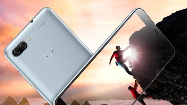 Asus представила Max Plus M1 — первый ZenFone с безрамочным дисплеем