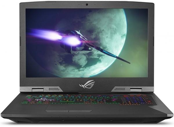 Вышел игровой ноутбук ASUS ROG Chimera G703