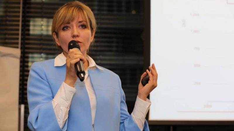 Элина Сидоренко: в России можно совершать сделки с криптовалютой между физическими лицами