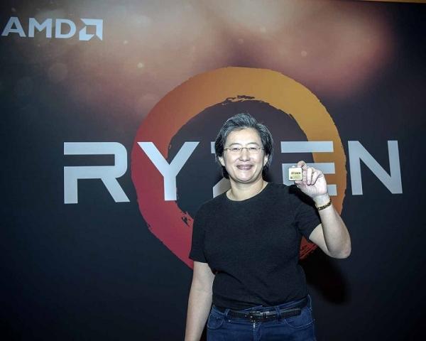 За год AMD нарастила поставки настольных процессоров на один миллион единиц