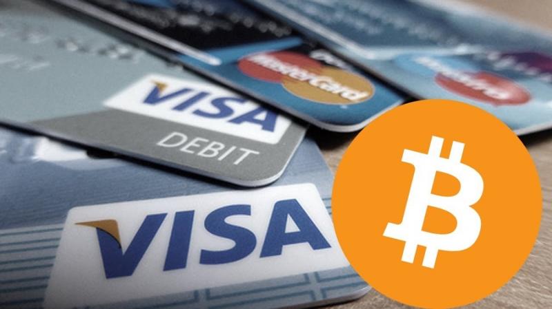 Капитализация биткоина превысила капитализацию VISA