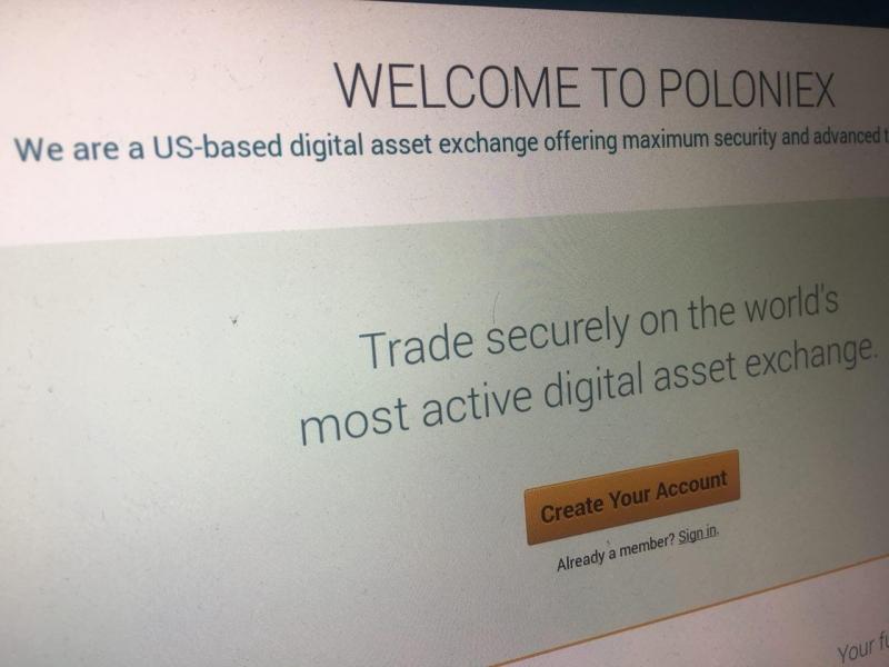 Биржа Poloniex вводит обязательную верификацию с 2018 года