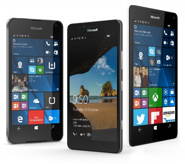Microsoft не оставит Windows 10 Mobile без обновлений