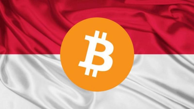 Индонезия запретит использование криптовалют