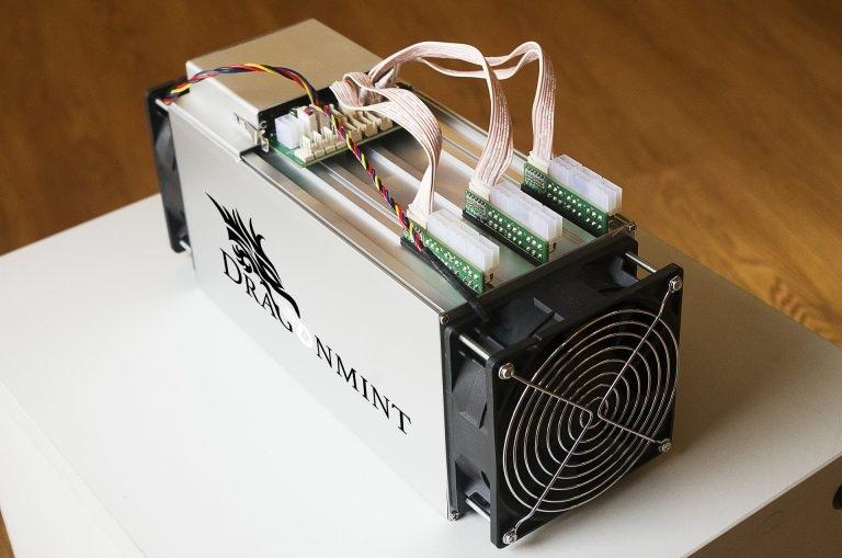 Новый майнер DragonMint 16T Bitcoin ASIC появится в 2018 году