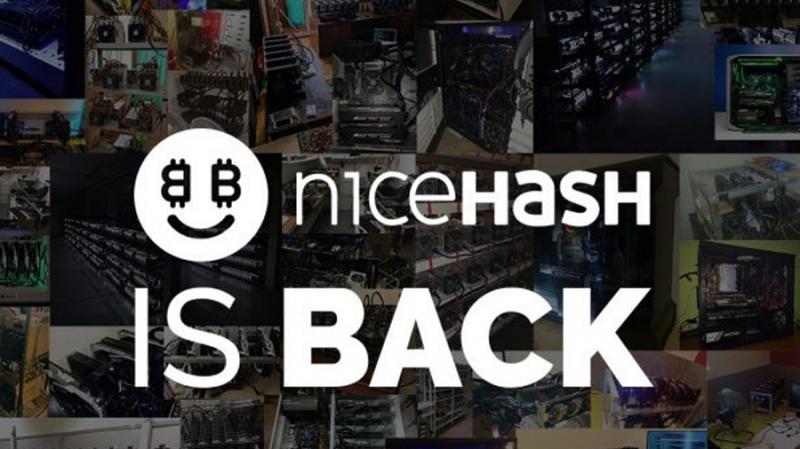 NiceHash возобновил работу и обещает вернуть украденное хакерами