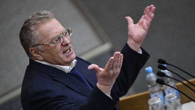 Жириновскому не хватает дипломированных специалистов по криптовалюте