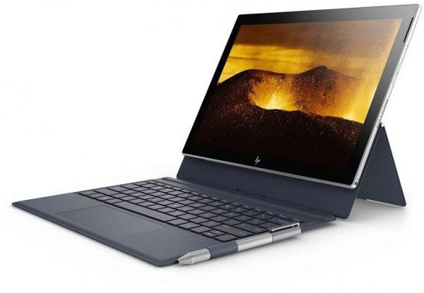 HP Envy x2. Гибрид планшета и ноутбука с процессором Snapdragon 835 на борту вскоре появится в продаже
