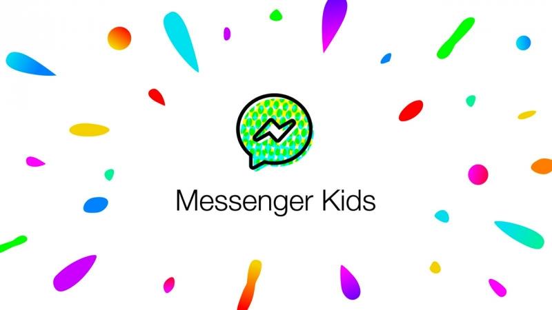 Facebook выпускает детский мессенджер