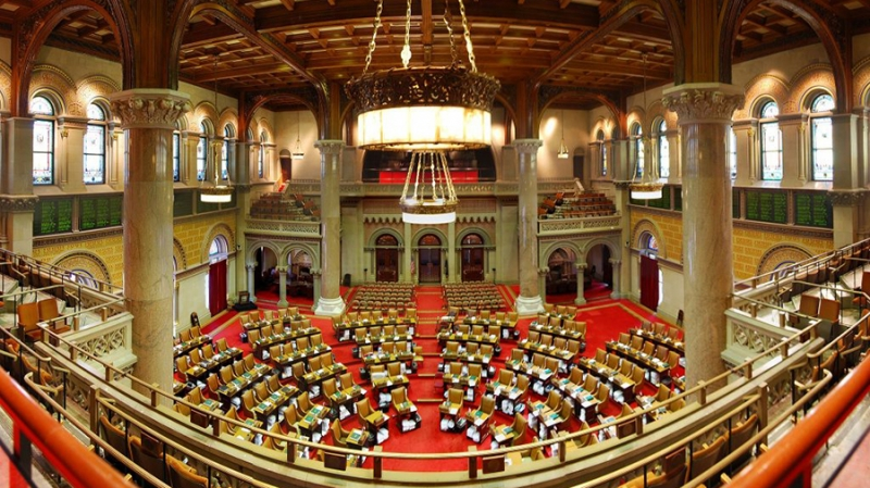 В штате Нью-Йорк предложены четыре законопроекта о блокчейне