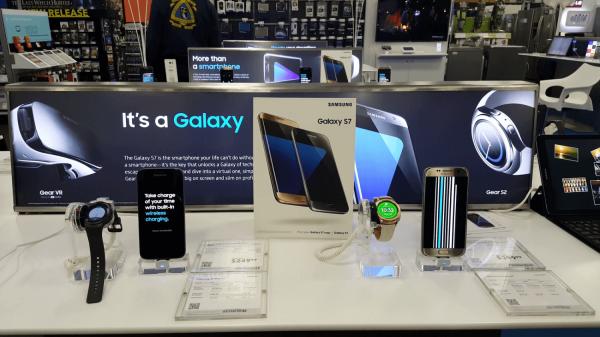 В 2017 году чаще всего клонировали смартфоны Samsung