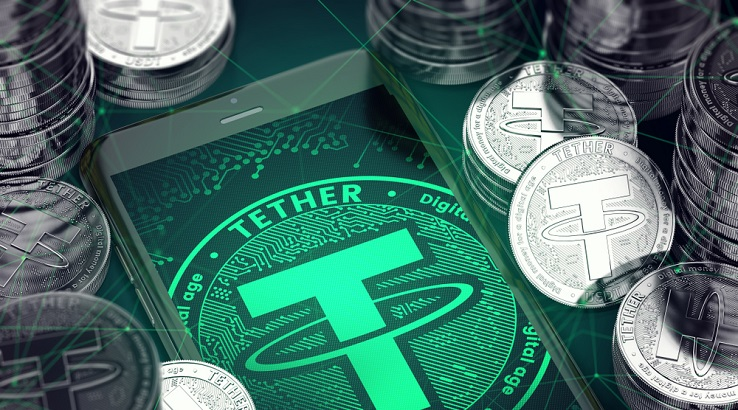 На бирже Bitfinex появились токены Tether