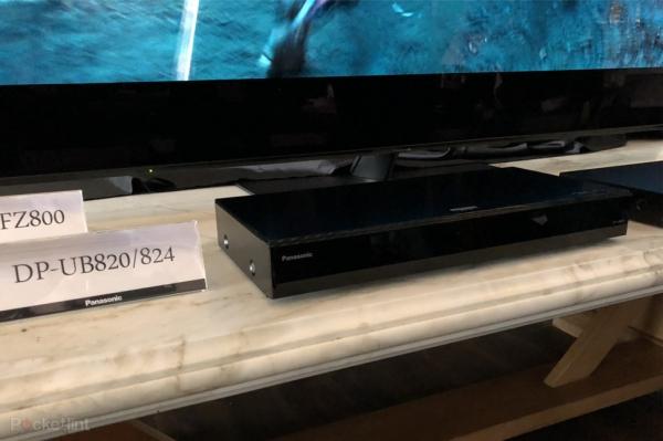 Проигрыватель Panasonic DP-UB820 поддерживает Ultra HD Blu-ray, Dolby Vision, HDR10+ и Alexa