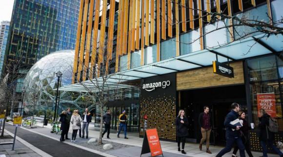 Журналистка случайно украла йогурт в полностью автоматическом магазине Amazon Go