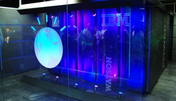 Квартальная выручка IBM выросла впервые за несколько лет