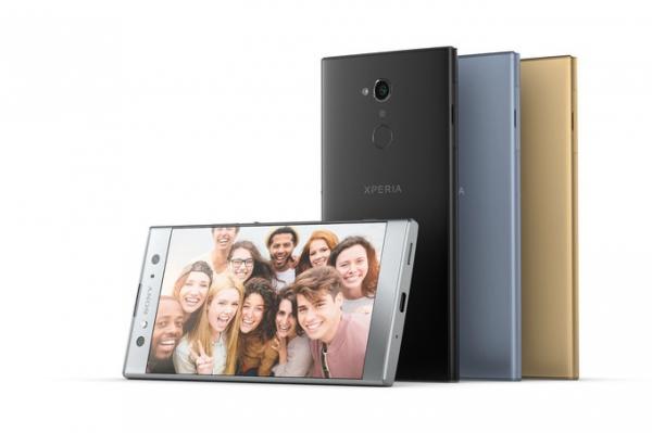 Sony привезла на CES 2018 сразу три доступных смартфона