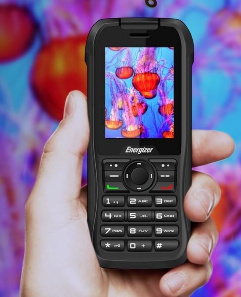 Energizer Hardcase H240 — защищённый смартфон в облике обычного мобильного телефона