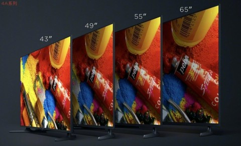 Xiaomi выпустила 4K-телевизор за $370