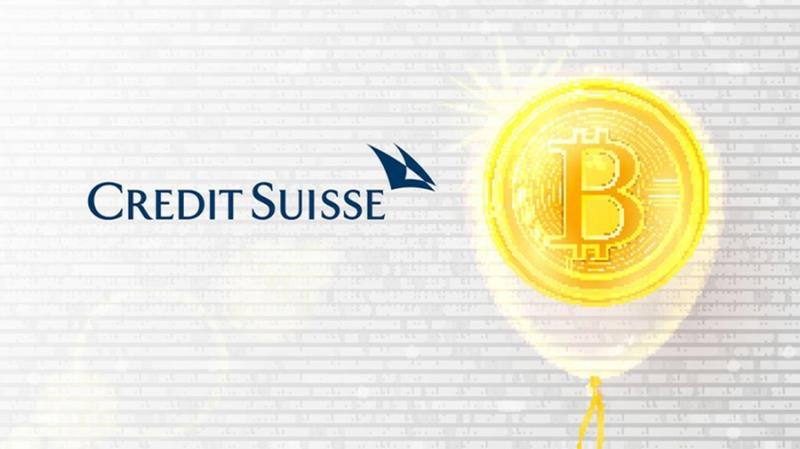 Исследователи Credit Suisse: бум ICO – признак пузыря биткоина