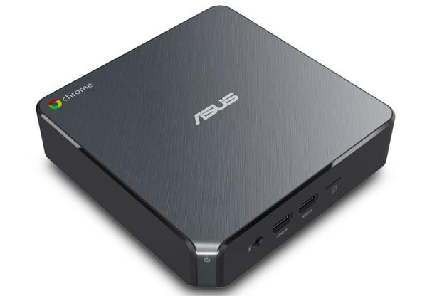 Неттоп ASUS Chromebox 3 рассчитан на бизнес-пользователей