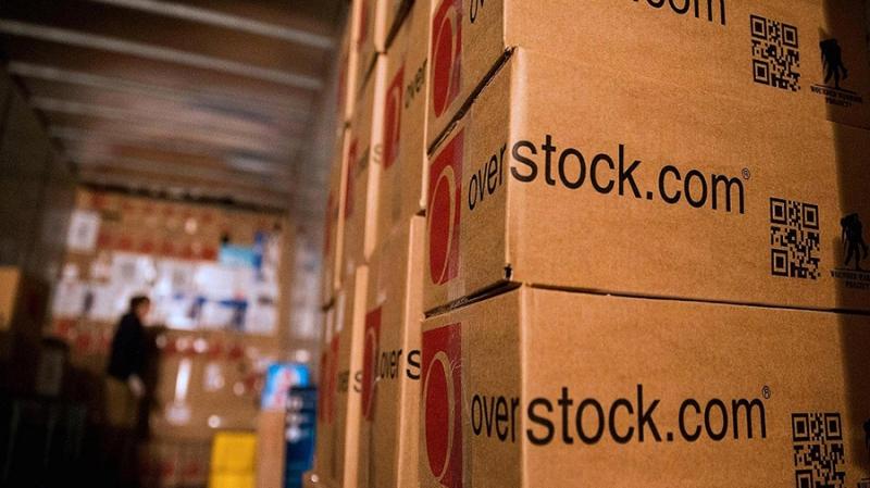 Overstock по ошибке принимал оплату за товары в BCH вместо BTC