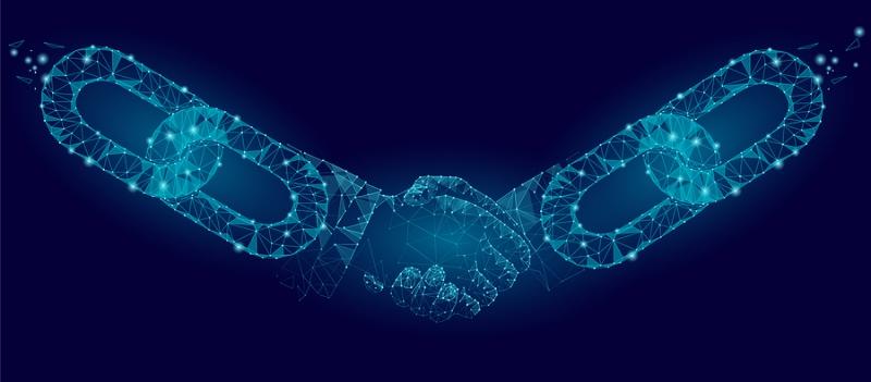 Блокчейн помогает «цифровой трансформации» бизнеса и социальной сферы в России