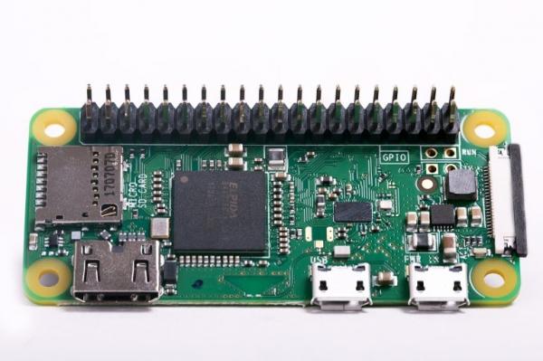 Одноплатный ПК Raspberry Pi Zero WH