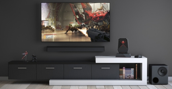 HP Omen Game Stream — потоковый игровой сервис, сервер которого нужно устанавливать на своём ПК