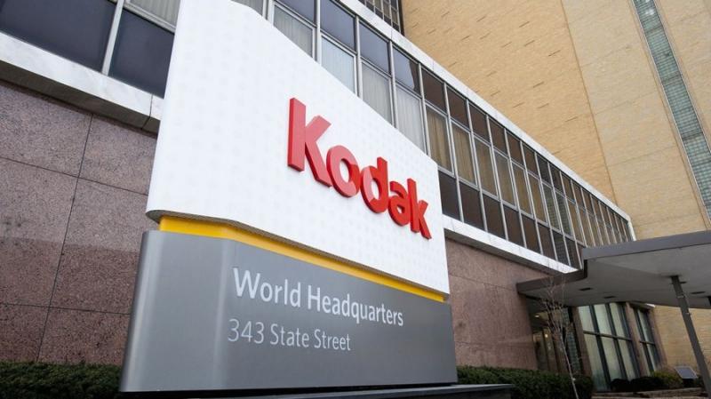 После запуска собственной криптовалюты акции Kodak выросли на 92%
