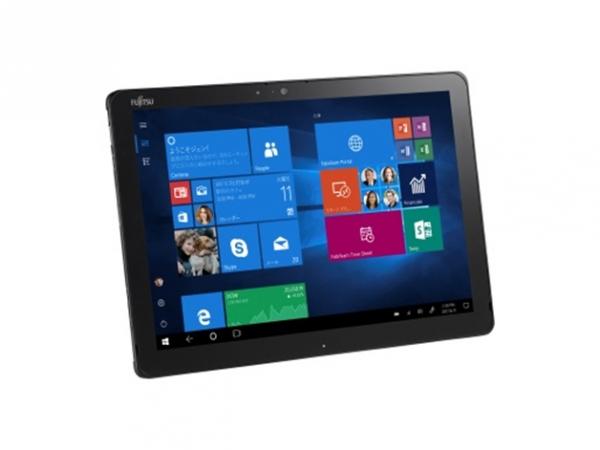 Fujitsu выпустила на рынок сразу три новых Windows планшета