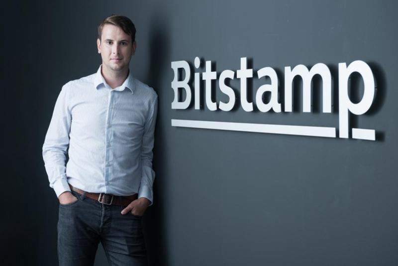 Генеральный директор Bitstamp: «На пике мы открыли 137 000 счетов за день»