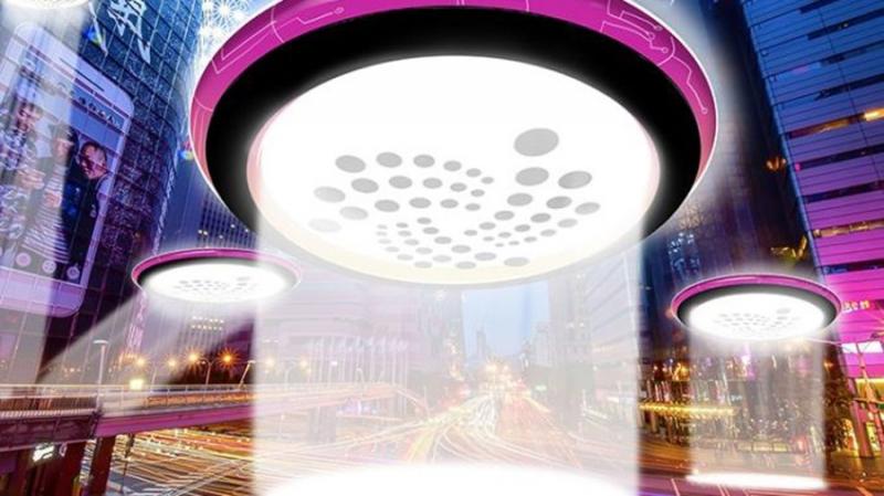 IOTA планирует создать в столице Тайваня умный город на смарт-контрактах
