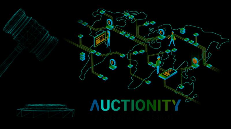 Вышел релиз 1.0 приложения для проведения аукционов Auctionity проекта DomRaider