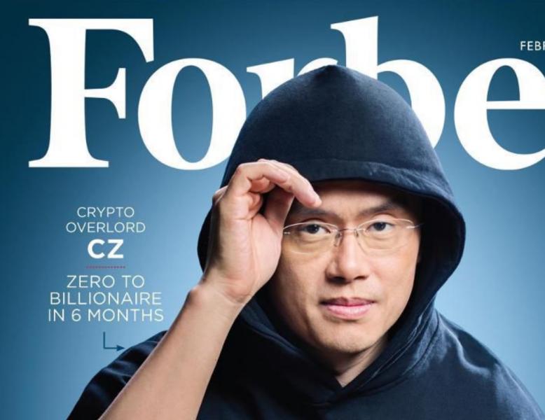 Forbes опубликовал свой первый рейтинг криптовалютных богачей