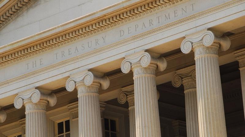 Министерство финансов США призывает к глобальному регулированию криптовалют