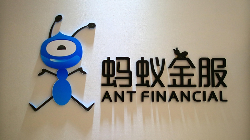 Alibaba приобрела 33% акций Ant Financial