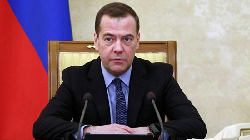 Дмитрий Медведев верит в блокчейн, но не в криптовалюты