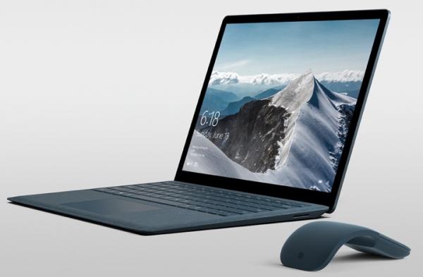 Microsoft предлагает более доступные модели ноутбуков Surface Laptop и Surface Book 2