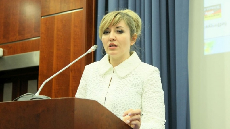 Элина Сидоренко: Сегодня в мире нет надежной платформы для внедрения криптовалют