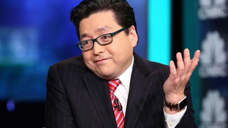 Том Ли: падение криптовалютного рынка закончилось, но ждать роста еще рано