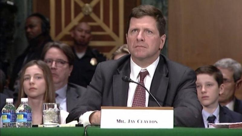 SEC: криптовалютный рынок должен регулироваться аналогично фондовому